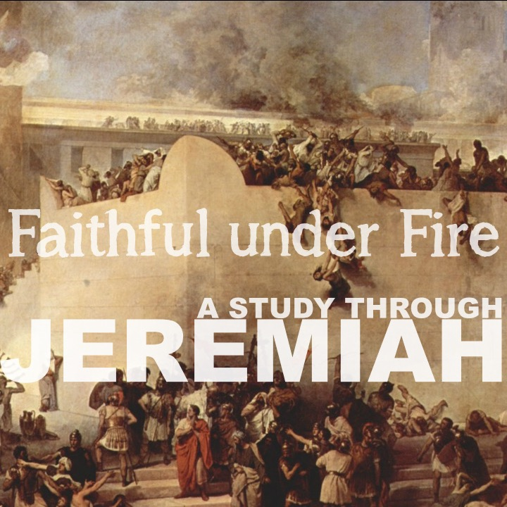 Jeremiah Study