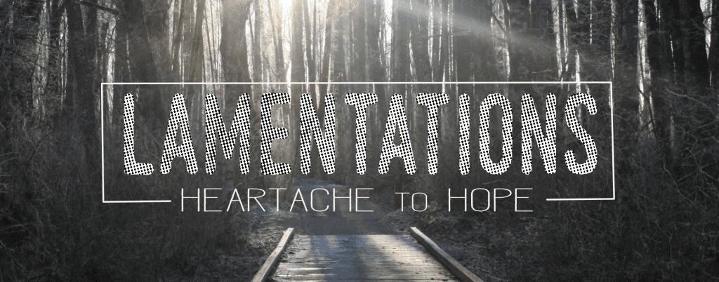 Lamentations – Riverside Calvary Chapel